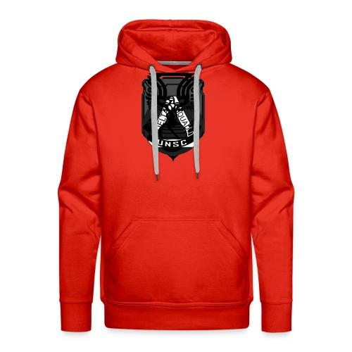 Delta Emblem - Men's Premium Hoodie