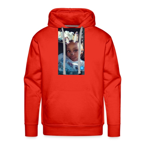 For my group at school that hangs out - Men's Premium Hoodie