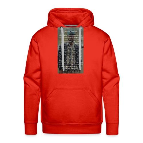 Online Store - Men's Premium Hoodie