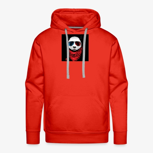 Blood gang up - Men's Premium Hoodie