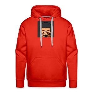 Kenscomics avatar logo - Men's Premium Hoodie