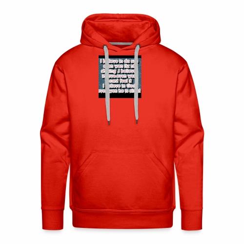 Endy 20160611 233858 - Men's Premium Hoodie