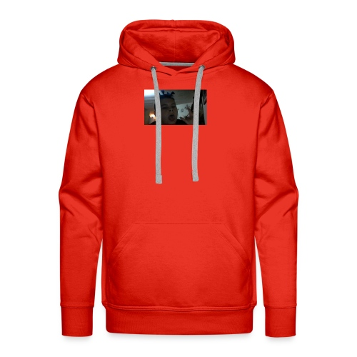 TRIPPIE J face tee-shirt - Men's Premium Hoodie