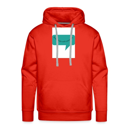 bhwp 1 shirt - Men's Premium Hoodie