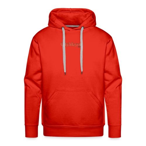 CityMayor Games Logo (Merchandise) - Men's Premium Hoodie