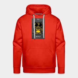 Fly Owl - Men's Premium Hoodie