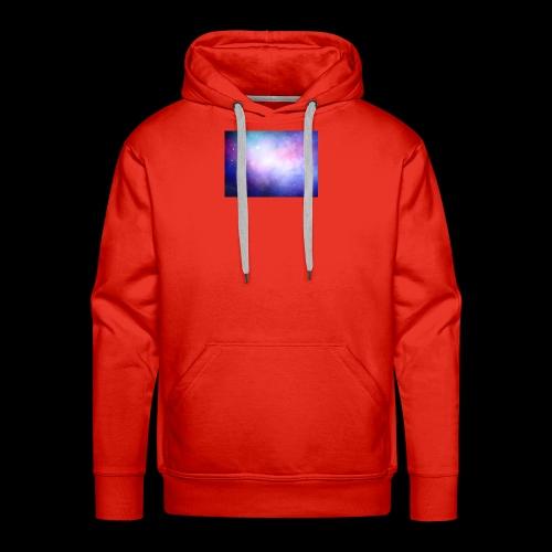 galaxy scene 1048 5105 - Men's Premium Hoodie