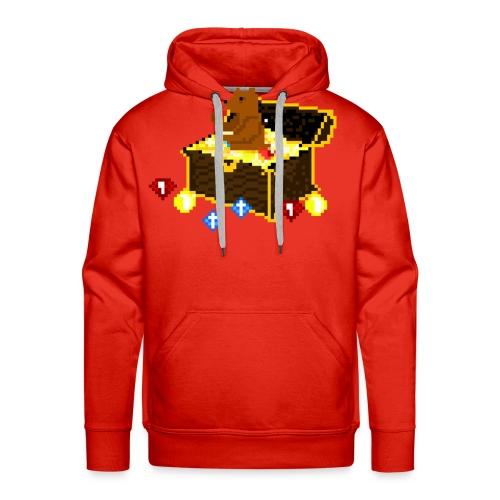 Bear Chest - Men's Premium Hoodie