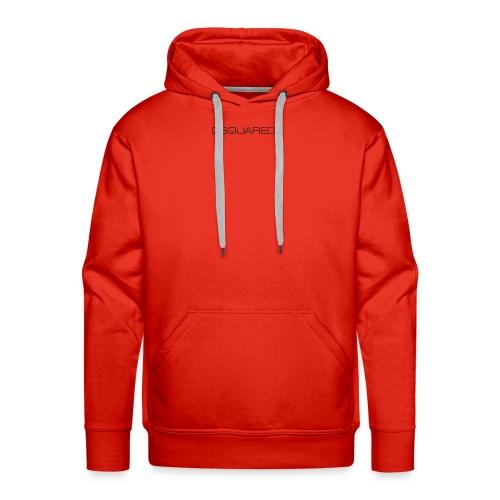 squared2 - Men's Premium Hoodie