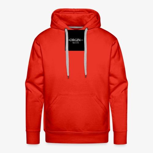 ORGIN SKATE CO. - Men's Premium Hoodie