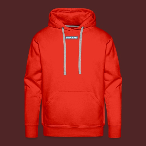 Camfierce logo - Men's Premium Hoodie