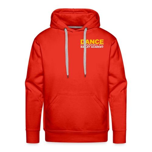 Dance Channel TV Logo - Men's Premium Hoodie