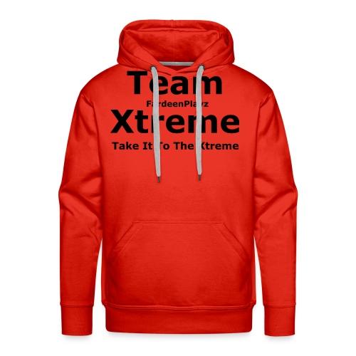 Team Xtreme Member - Men's Premium Hoodie