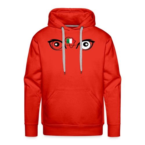 blatalian eyes - Men's Premium Hoodie