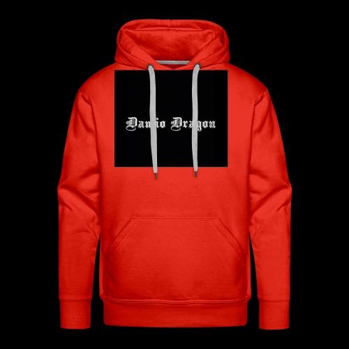 Dragonz Decor By : Damio Dragon - Men's Premium Hoodie