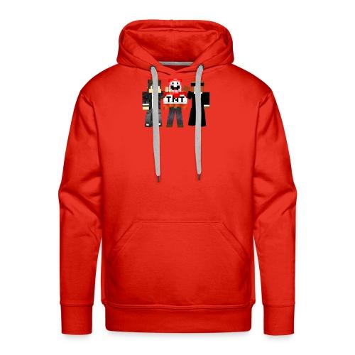 3 Amigos - Men's Premium Hoodie