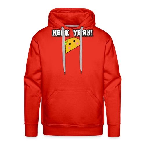 HECK YEAH! - Men's Premium Hoodie