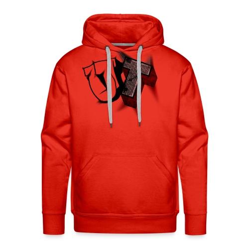 Urban Topic UT Line - Men's Premium Hoodie