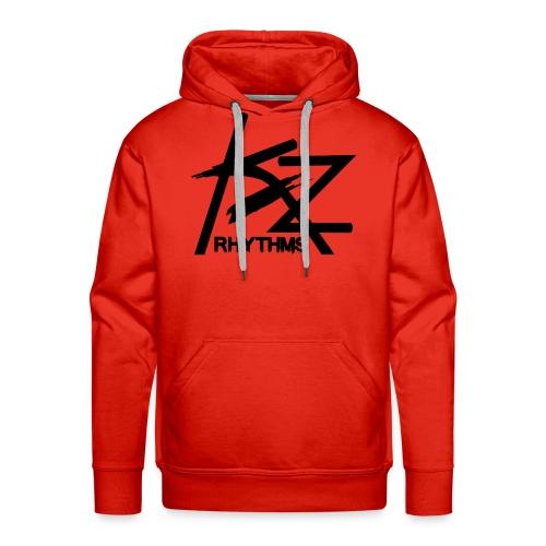 KZ Black Logo - Men's Premium Hoodie