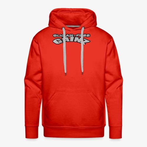 greylogo - Men's Premium Hoodie