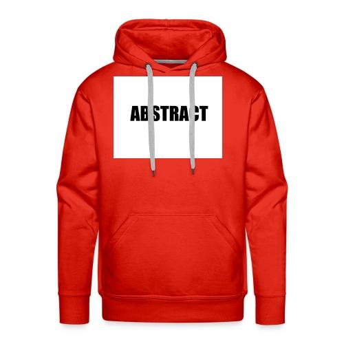 ABSTRACT - Men's Premium Hoodie