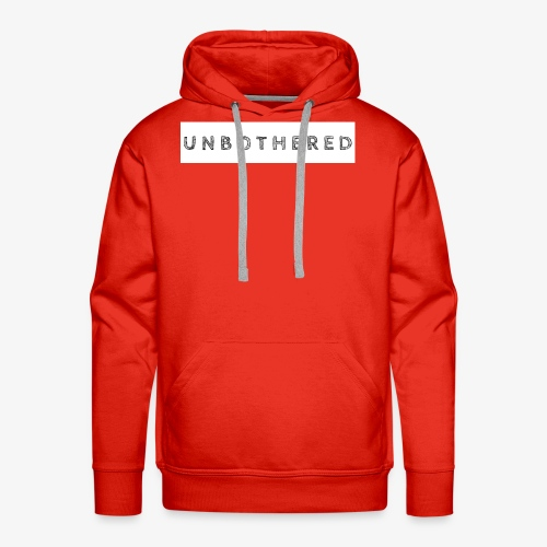Simple Collection Unbothered - Men's Premium Hoodie