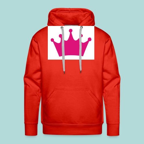 crown - Men's Premium Hoodie