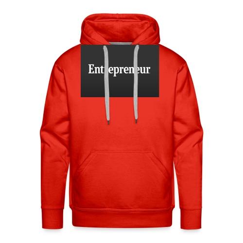 Entrepreneur - Men's Premium Hoodie