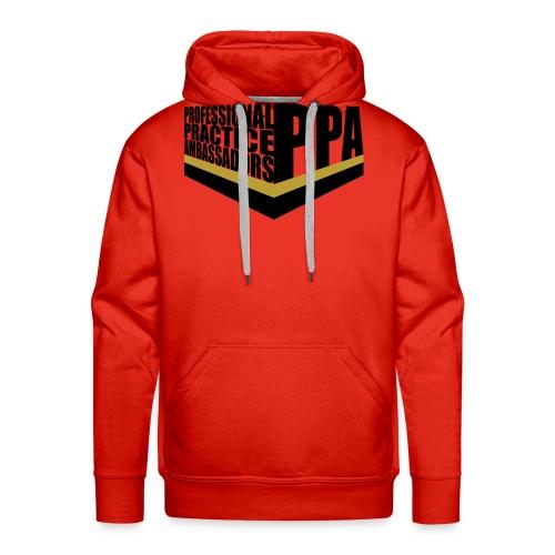 PPA logo 1 - Men's Premium Hoodie