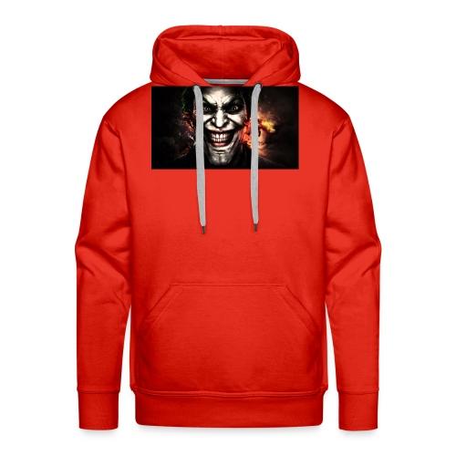 Jokers Evil Scheme - Men's Premium Hoodie