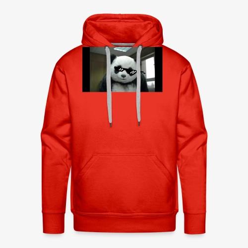 mlg panda - Men's Premium Hoodie