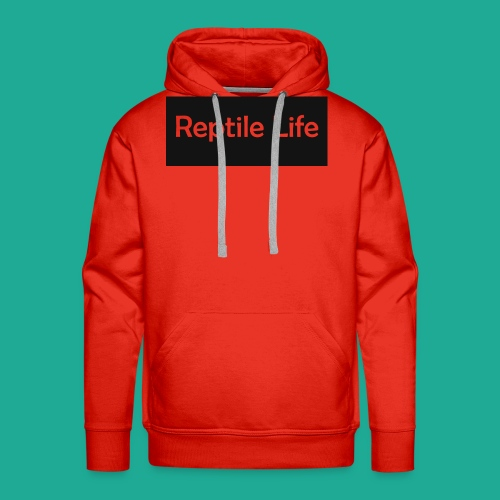 Reptile Life - Men's Premium Hoodie