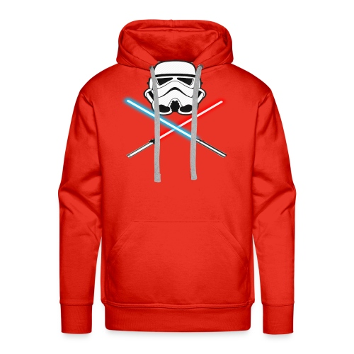 I AM AWESOME! - Men's Premium Hoodie