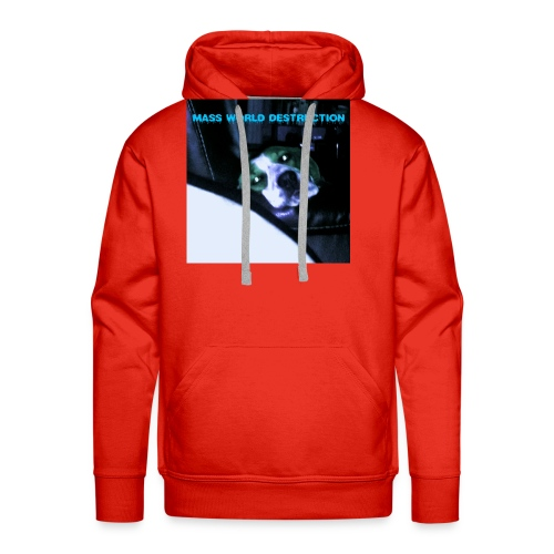 Mass World Depression - Men's Premium Hoodie