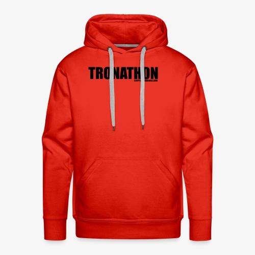 Tronathon CW - Men's Premium Hoodie