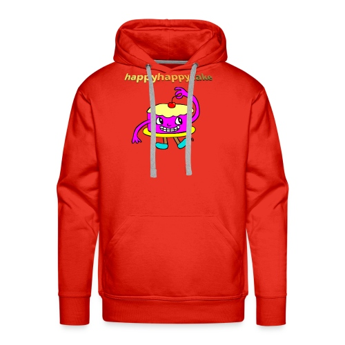 happyhappycake - Men's Premium Hoodie