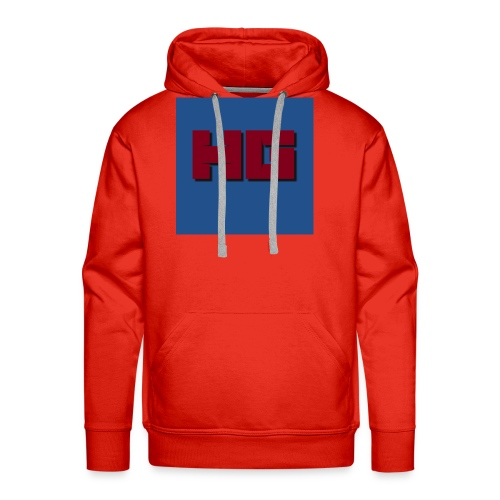 HG Merch - Men's Premium Hoodie