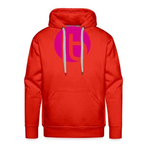logo_isabelleBrunet - Men's Premium Hoodie