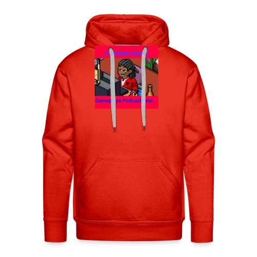The firts Dandier Rhino Merchandise - Men's Premium Hoodie
