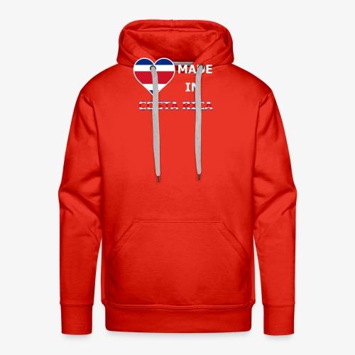 Costa Rica 2 - Men's Premium Hoodie