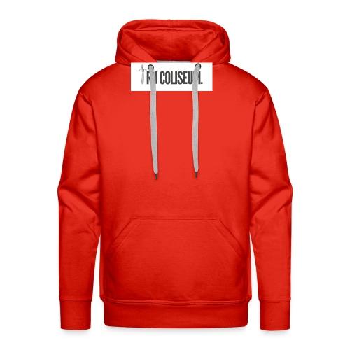 Tru Coliseum official Logo - Men's Premium Hoodie