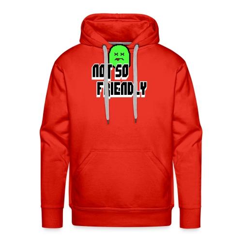 not_so_friendly_logo - Men's Premium Hoodie