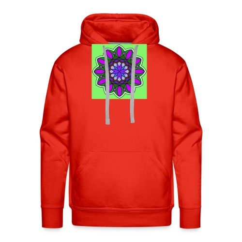 flower of love - Men's Premium Hoodie