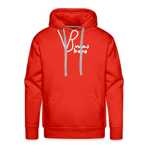 VB Was Here - Men's Premium Hoodie