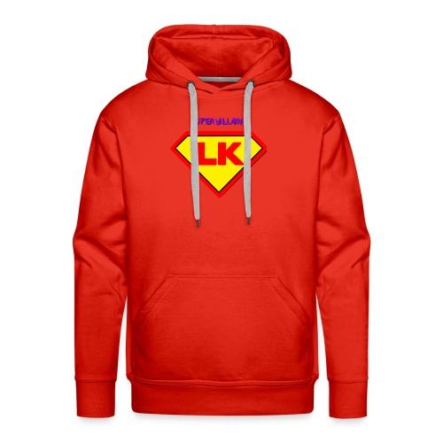 Supervillain by Lil Kodak - Men's Premium Hoodie