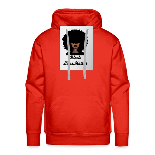 Black lives matter - Men's Premium Hoodie