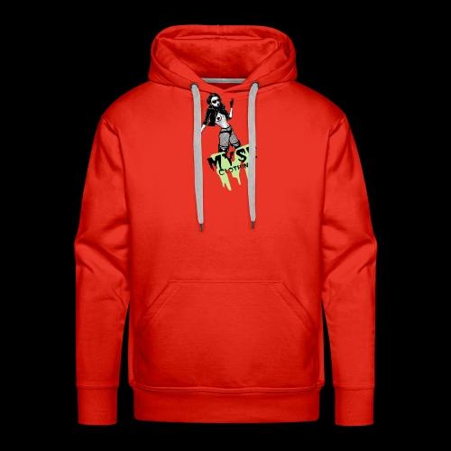 MYSE Clothing - badass babe - Men's Premium Hoodie