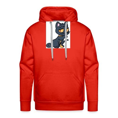 Kieran_Cat_Test - Men's Premium Hoodie
