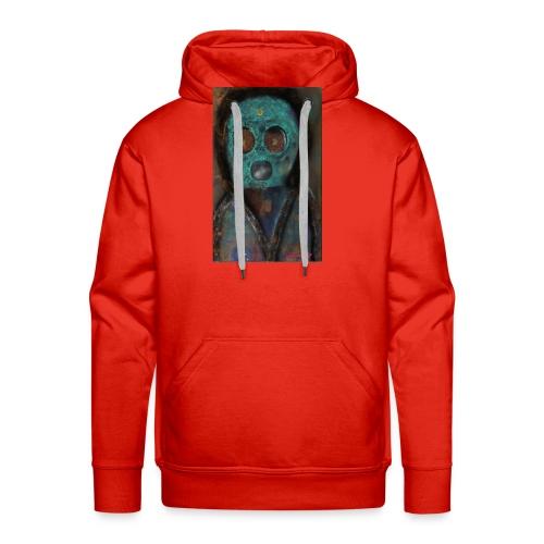 The galactic space monkey - Men's Premium Hoodie