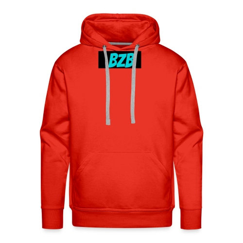 bzb short for BreZeeyBre - Men's Premium Hoodie